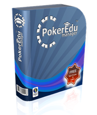 PokerEduManager Software Box